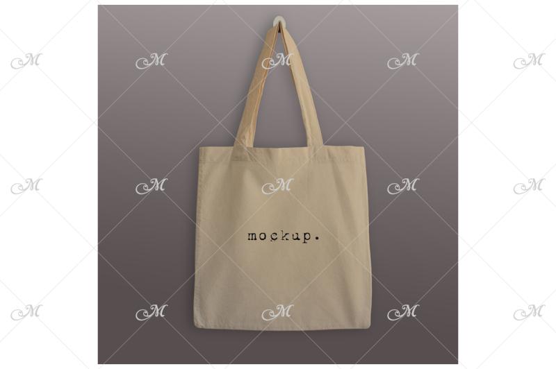 Free Tote Bag Mockup. PSD (PSD Mockups)