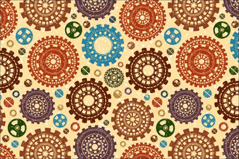 steampunk-wheels-set