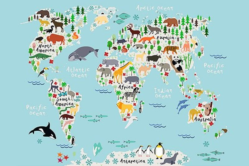 animal-map-of-the-world-for-kids