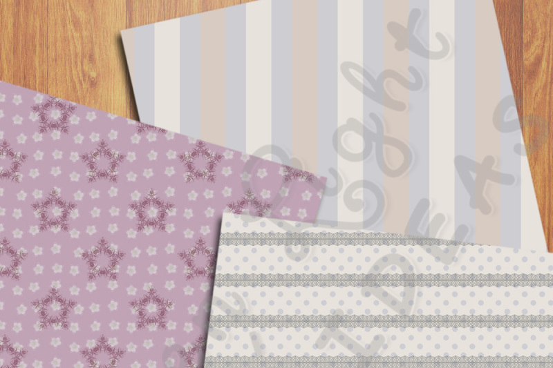 shabby-digital-papers