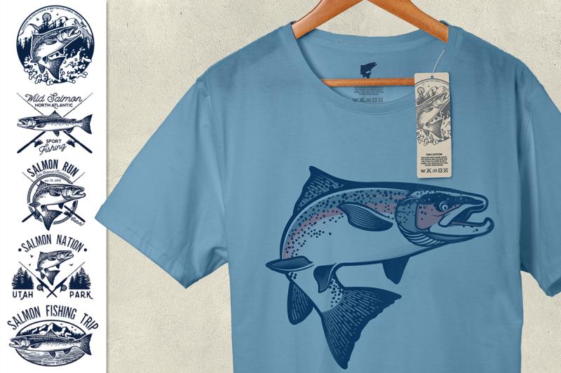 vintage-salmon-fishing-emblems