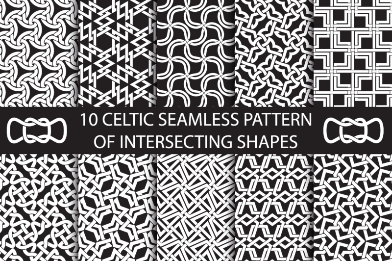 celtic-intersecting-shapes-patterns