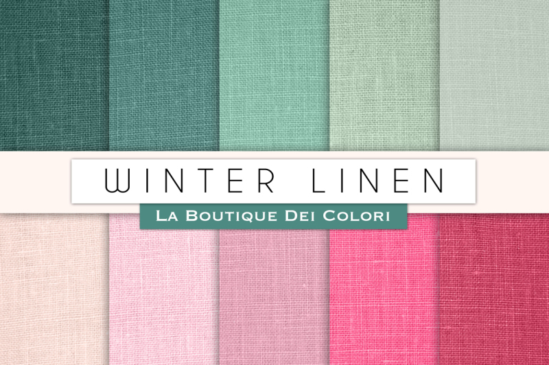winter-linen-digital-papers