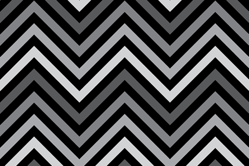 Black Silver Chevrons Digital Papers By Destinys Agent