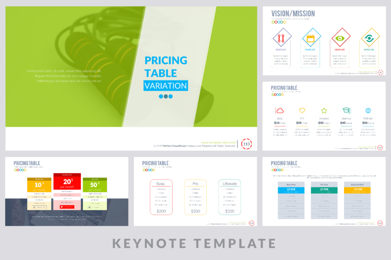 perfect-keynote-template