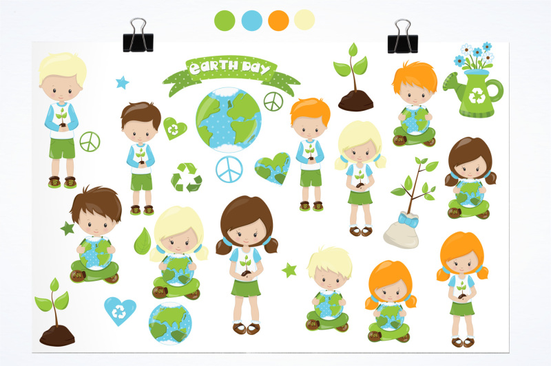 earth-day-graphics-and-illustrations