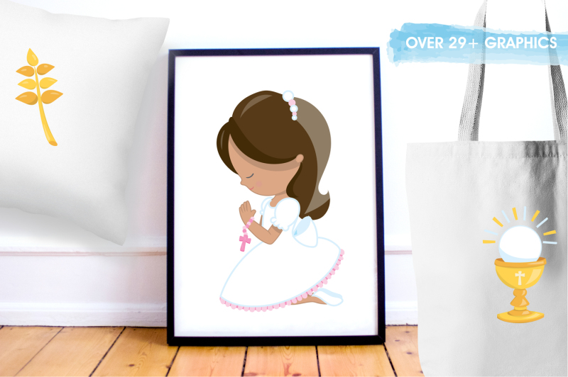first-communion-graphics-and-illustrations