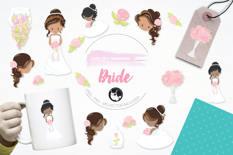 bride-graphics-and-illustrations