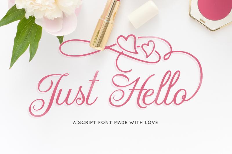 just-hello-script
