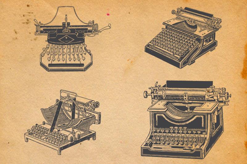 22-typewriters