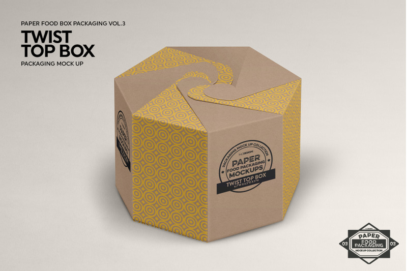 Box Mockup Psd File Download