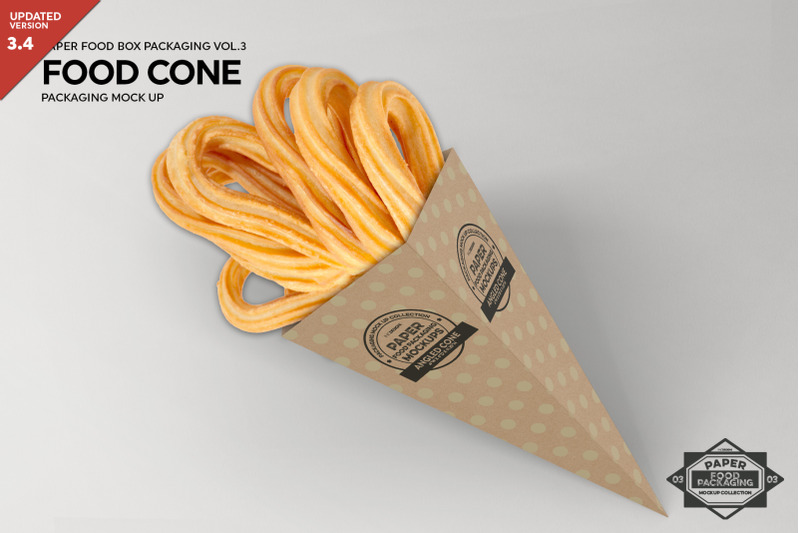 cone-box-packaging-mock-up