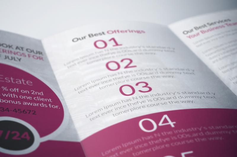 tri-fold-business-brochure