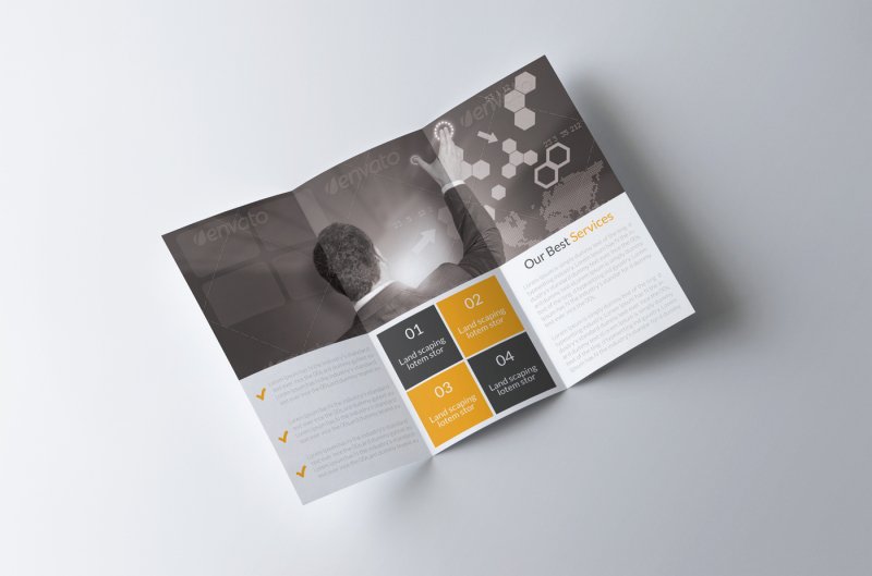 tri-fold-business-brochure