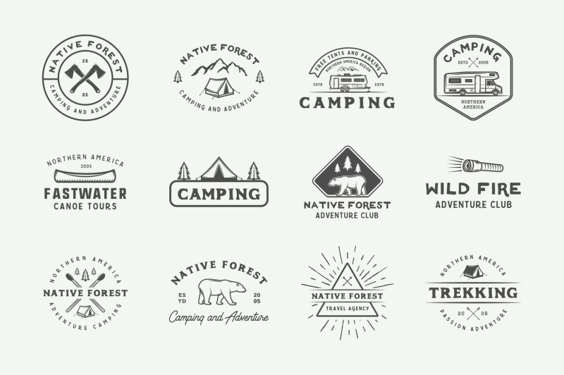 camping-and-adventure-emblems
