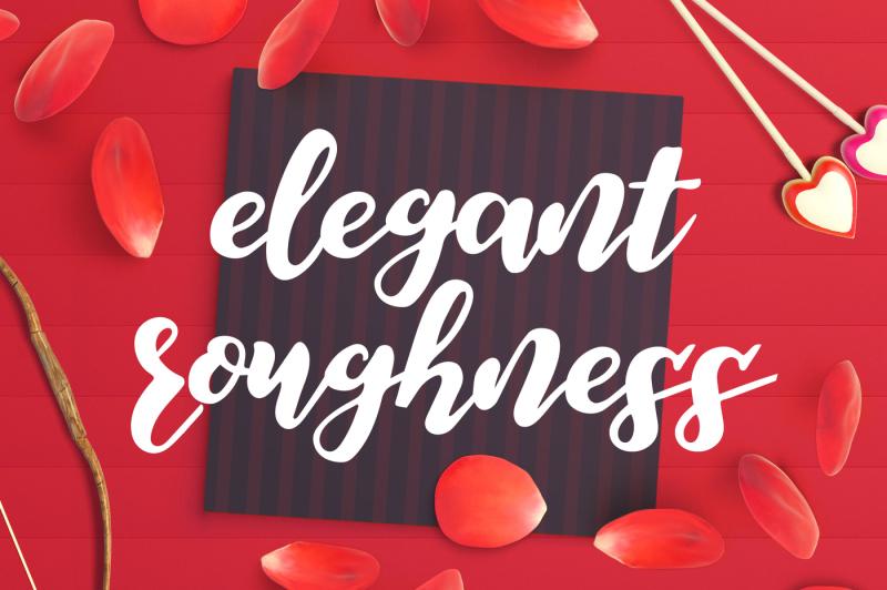 elegant-roughness-font