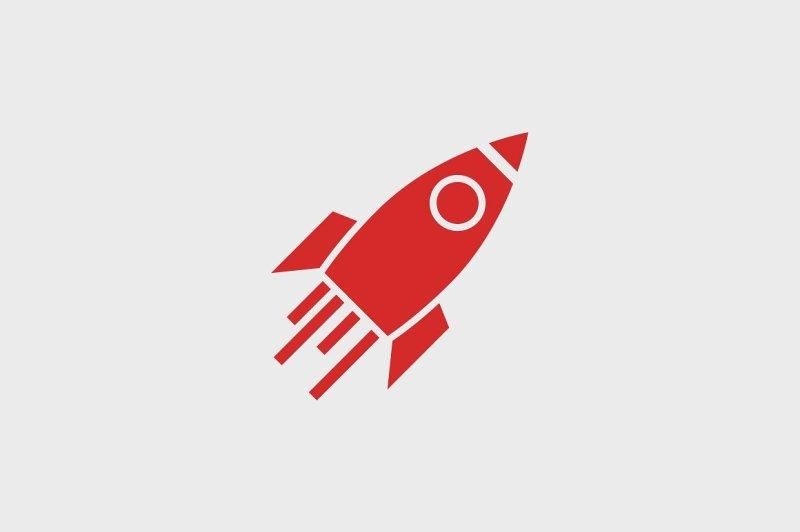 12-rocket-icons