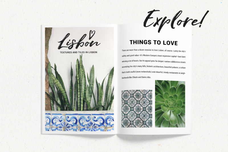 summer-stock-photos-tiles-textures-plants