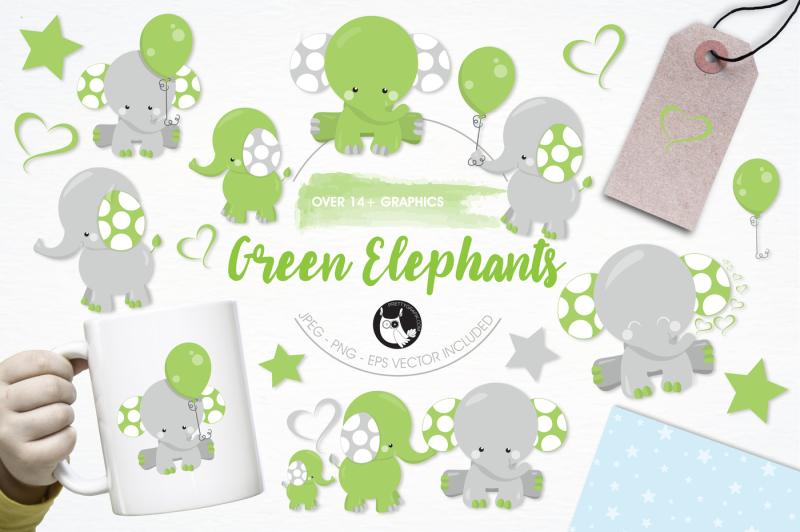 green-elephants-graphics-and-illustrations