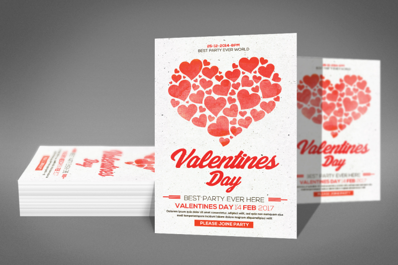 valentines-flyer-psd