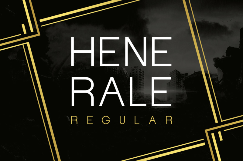 henerale-regular