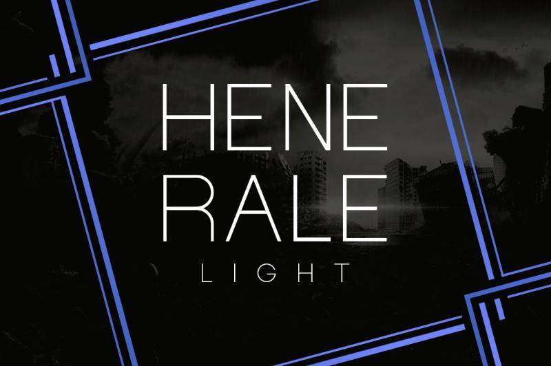 henerale-light