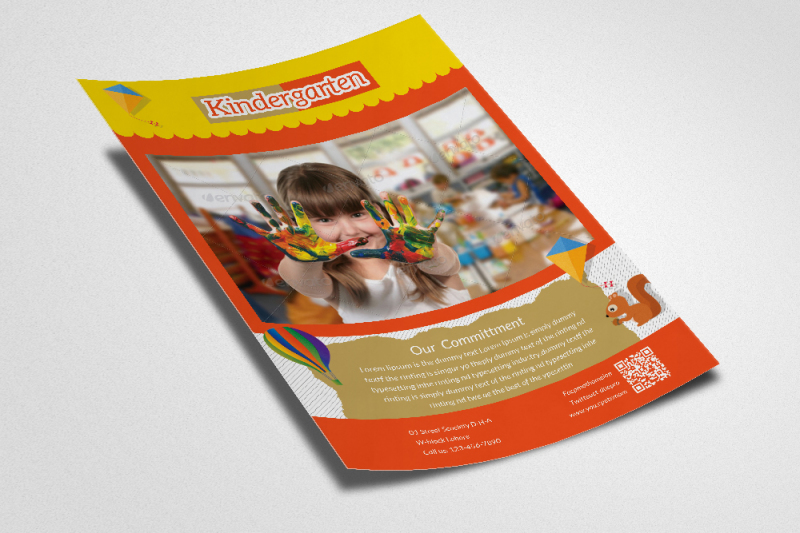 junior-school-education-flyers
