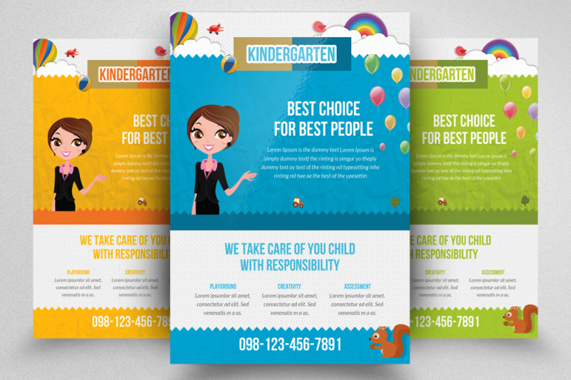 kid-education-flyer-template
