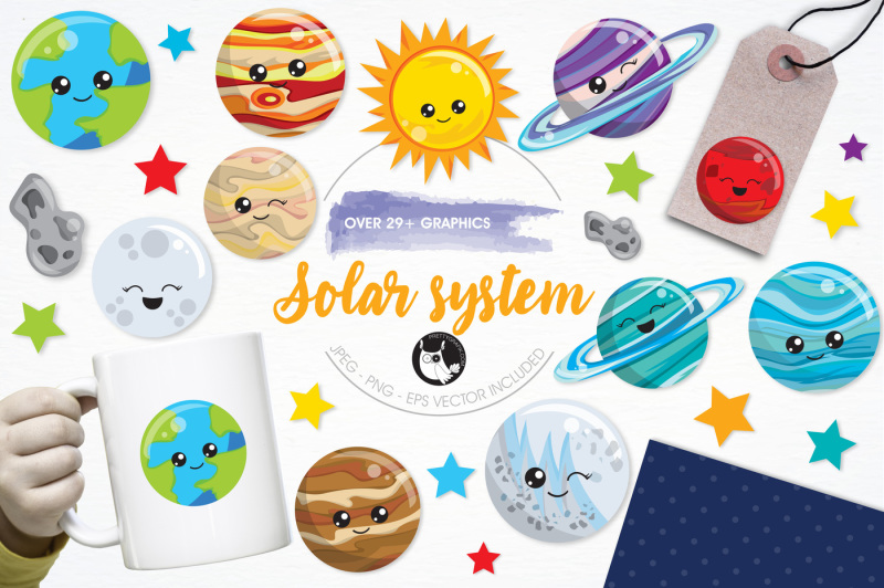 solar-system-graphics-and-illustrations