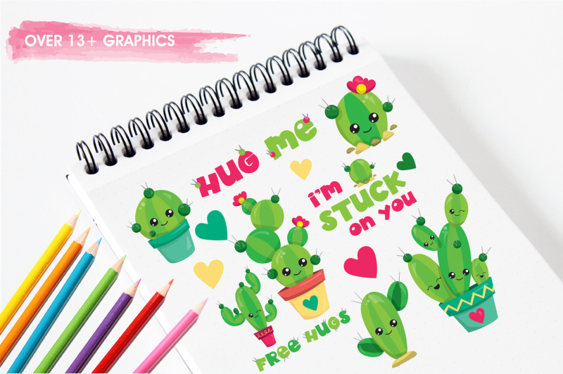 cactus-love-graphics-and-illustrations