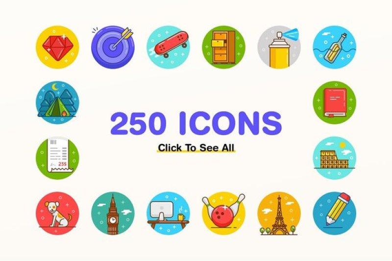 ballicons-3-icon-set