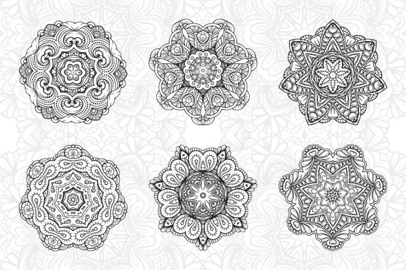 16-black-and-white-mandalas