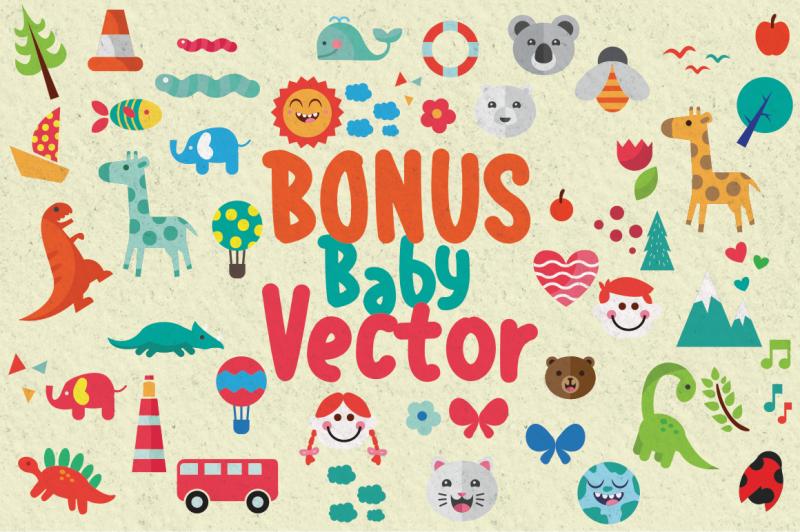 baby-arthahara-typeface-bonus