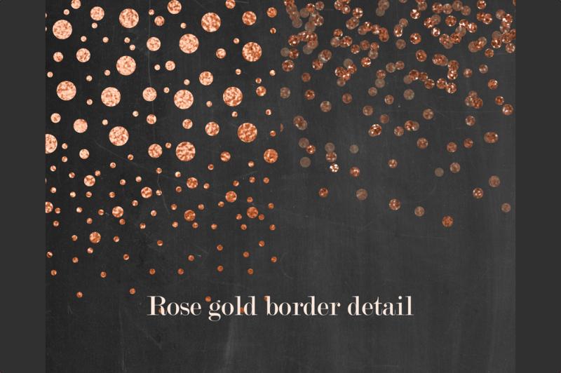 rose-gold-confetti-borders
