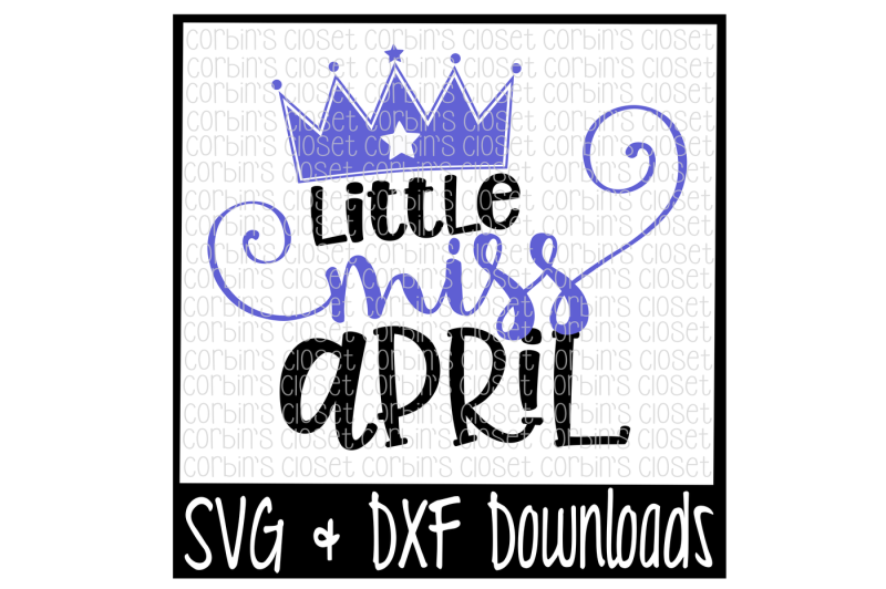 little-miss-april-cut-file