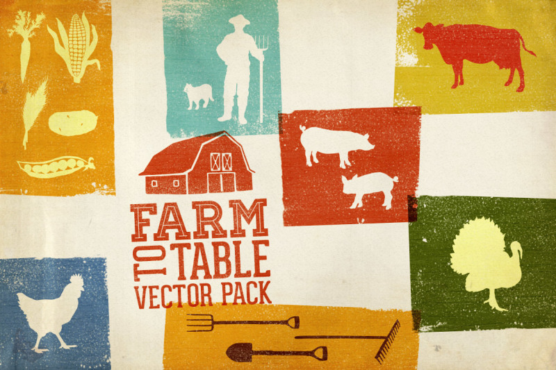 farm-to-table-vector-pack-volume-1