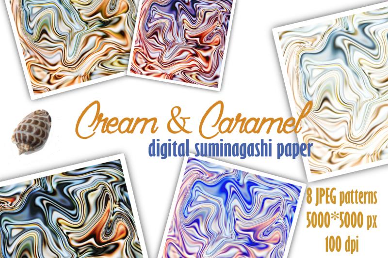 cream-and-caramel-digital-marble-textures