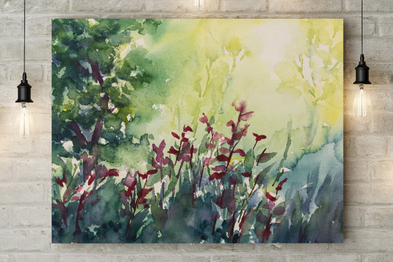 hand-painted-watercolor-landscapes-volume-1
