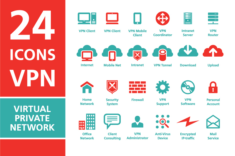 24-vector-icons-vpn-virtual-private-network