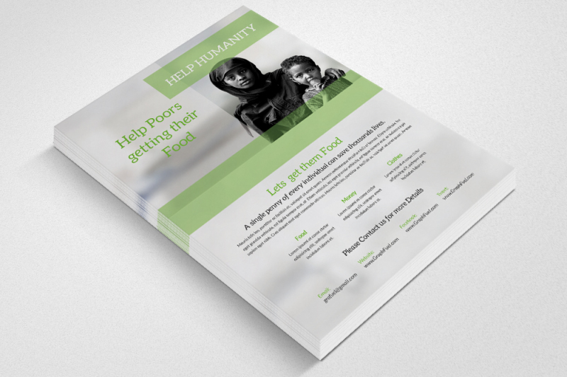 charity-and-donation-flyer-templates