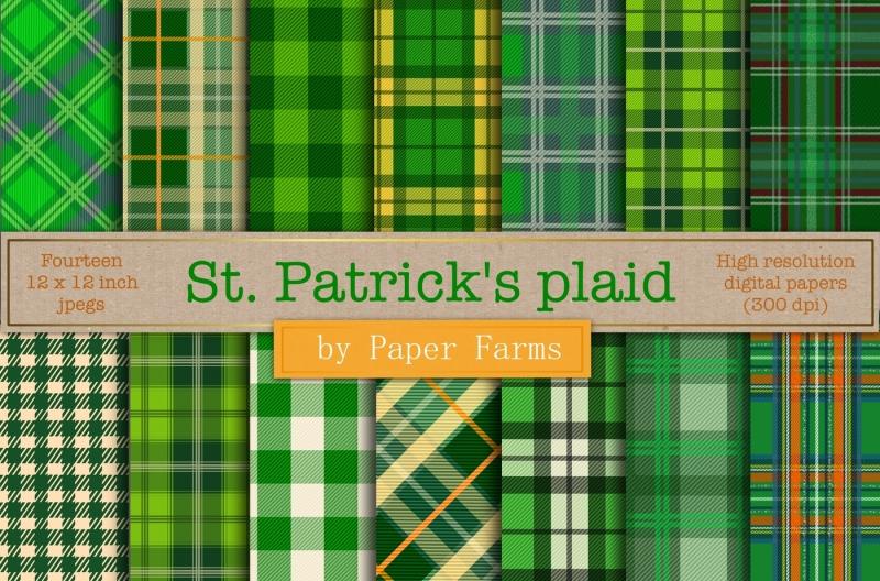 st-patrick-s-day-plaid-patterns