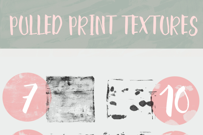 pulled-print-textures