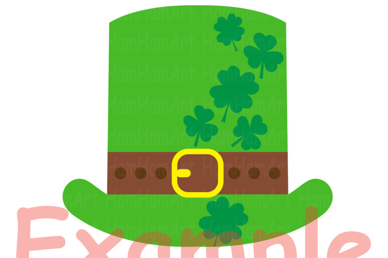 St Patricks Day Props Photo Booth Cutting Files Svg Party Saint