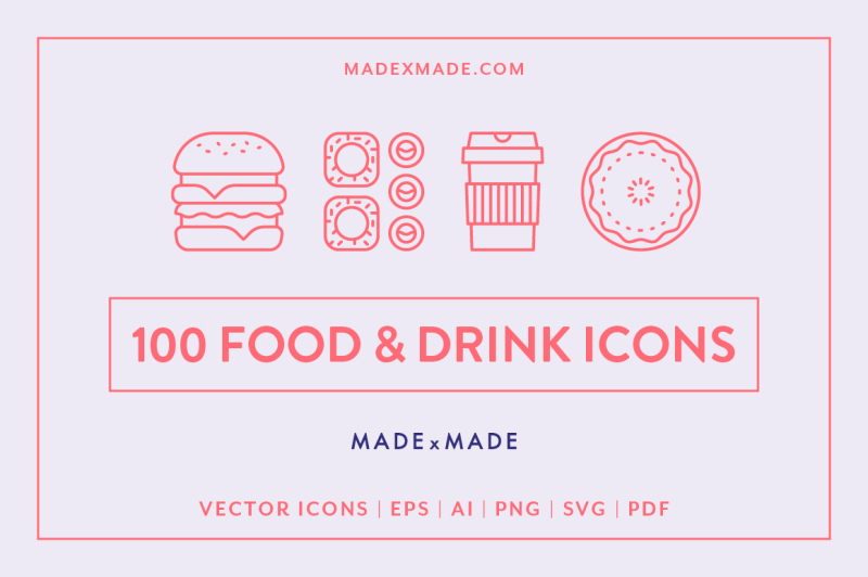 line-icons-food-and-drink