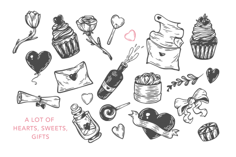 valentine-s-day-vector-collection
