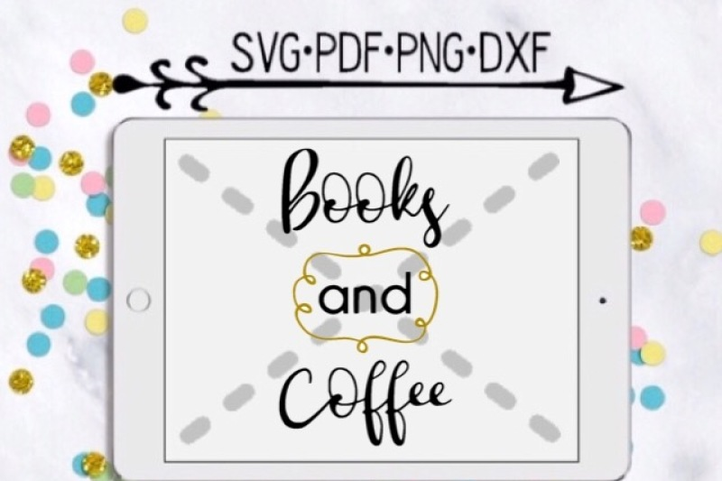 books-and-coffee-cut-design