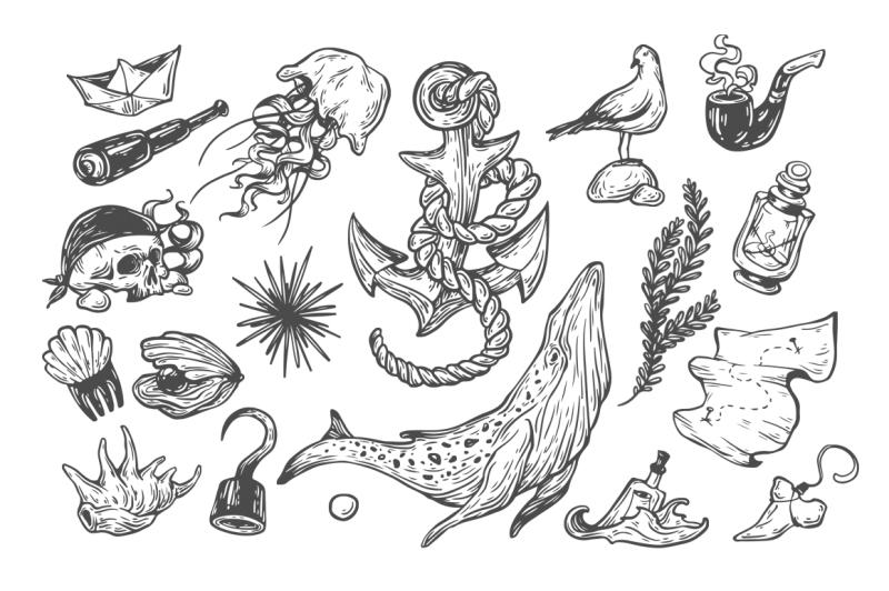 nautical-collection-sea-set