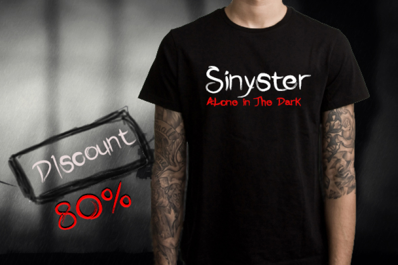 sinyster