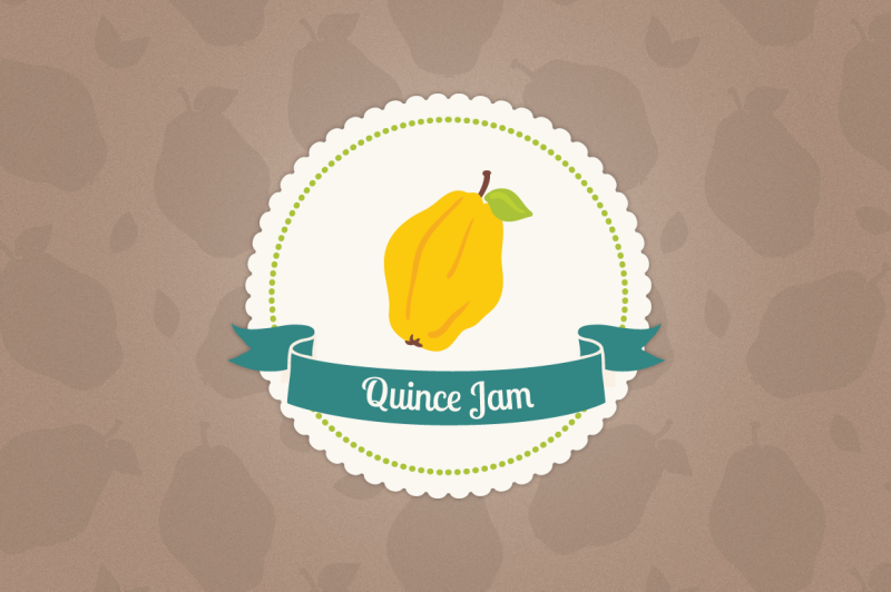 quince-jam