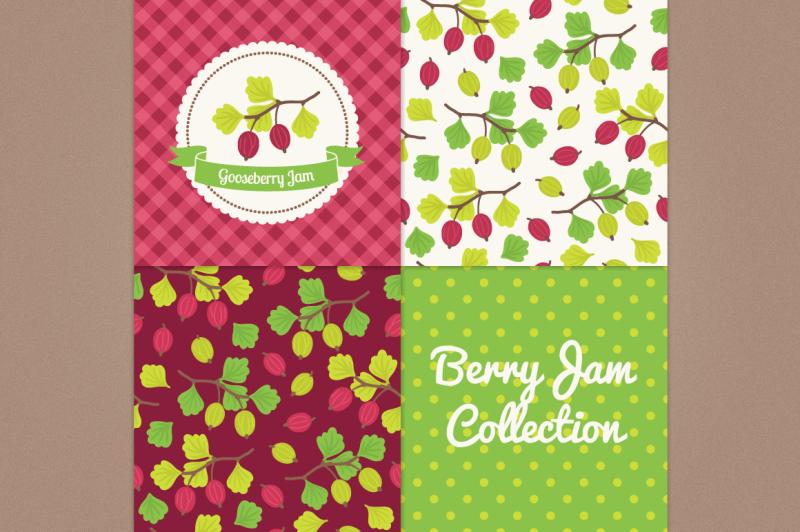 gooseberry-jam